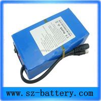 hot sale 12V 60ah battery pack lithium ion car batteries