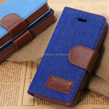 For iPhone 5 5s Wallet PU Leather Case For iPhone 5 With Stand Card Holder Phone Bag Case