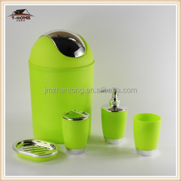 Apple Green Bath Accessory Collection Made In China Buy