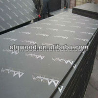 19mm construction material film faced polywood from Linyi factory Middle East Market