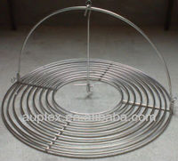 304# Stainless Steel Wire Mesh Grid Cooking Chicken Rack