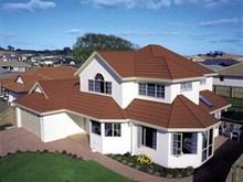 make roof tile colorful asphalt shingles roofing (chateau green)
