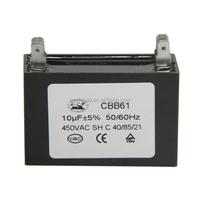 Top quality JP brand AC Motor cbb61 Capacitor 450vac