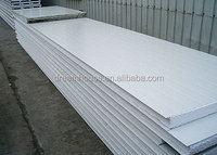 Construction Materials Color coated Galvanized Steel/wall sandwich panel/foam sandwich board