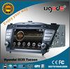 hyundai tucson car audio car radio navigation system for double din car dvd player