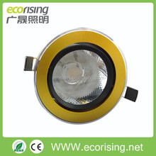 Three Color in One Fitting10w Cob LED Downlight