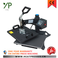 Digital gold direct image printing machine for tshirts