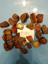Raw amber from Ukraine with delivery to Hong Kong, China, Russia, Europe, the Middle and Far East