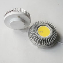Professional top sell cheap price round led cabinet light