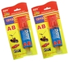 Quick and strong adhesive for household and industry use, Epoxy Steel