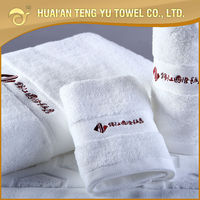 factory price cotton pakistan towel customized washcloth logo embroidered