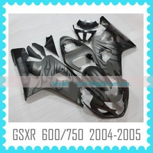 Aftermarket ABS Custom Fairing for SUZUKI GSXR600 GSXR750 2004 2005