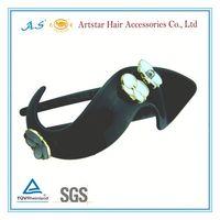 bridal hair pin twist jewelry JG5206-01