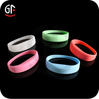 Hot New Products For 2015 Party Favors Motion Sensor Led Silicon Wristbands Bracelets