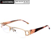2015 Wholesales Metal & Acetate mix Optical Eyeglasses VL04048MI