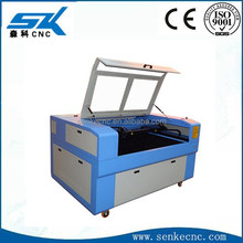 engraving machine for guns SKL-6090 for crystal gifts PCB leather marble wood Acrylic Sign and Number