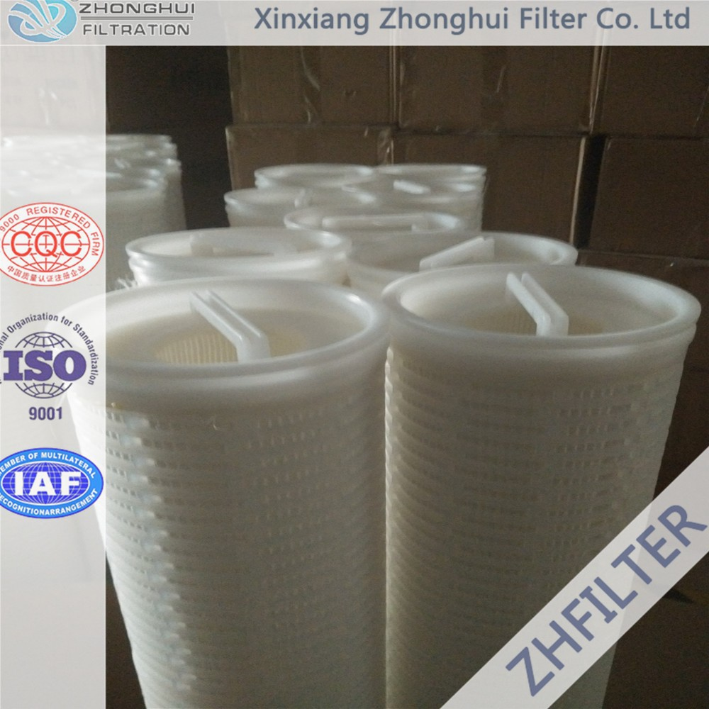Replace Pall Ultipleat High Flow water filter element HFU620UY400JUW
