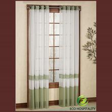 Grommet Hanging Curtain Sheer