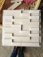 Moroccoa Shape Marble Stone Mosaic for Wall and Floor