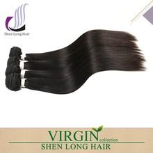 Shenlong virgin cheap wholesale human hair product , 100% brazilian human hair dropshipping