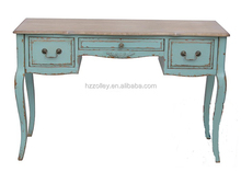 Cheap Europesan Style Antique Wood Home Furnitue Dressed Table