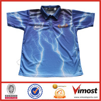 sports jersey fancy design dry fit jersey crew neck t shirt polo t shirt