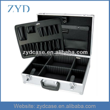 Professional High quality Portable Aluminum tool box tool box with dividers made in China (ZYD-HZ905)