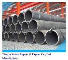 Non-secendary Weldless Steel Tube Industry ASTM A106GR.B