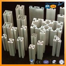6063 T5 aluminium profile building manufacturer