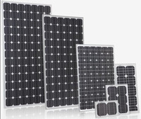 15w mono solar panel CE/IEC/TUV/UL Certificate price per watt solar panel