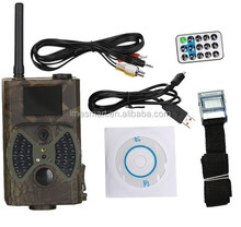 2015 factory direct sale scout guard hunting trail camera HC300M video camera for hunting