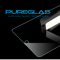 Most popular explosion proof tempered glass screen protector for 7 inch tablet for iPad mini