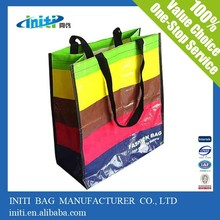 China promotional fashion custom Lamination Bag