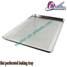 Full size Perforated Aluminum Sheet Pan for bread baking 60x40