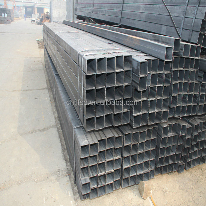 China supplier metal products rectangular steel hollow