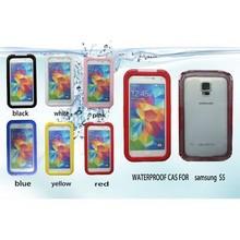 Waterproof Outdoor Sports Cell Phone Bag - 100% Waterproof Up to 6M Depth