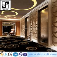 popular building decorative water proof environment 3D decorative wall panel