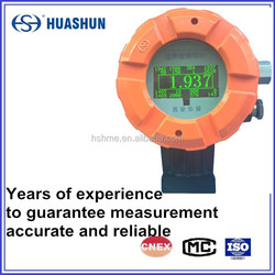 useful ultrasonic liquid level meter for alcohol tank widely used in petrochemical, chemical, oil depots, oil, electricity