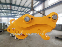 Excavator Hydraulic Quick Hitch / Coupler for application any excavator