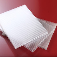 Wholesale Factory Price roofing 6mm-12mm thickness lowes polycarbonate greenhouse panels