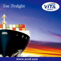 shipping company from alibaba china ,sea freight shipping cost from Jilin to PHILIPPINES