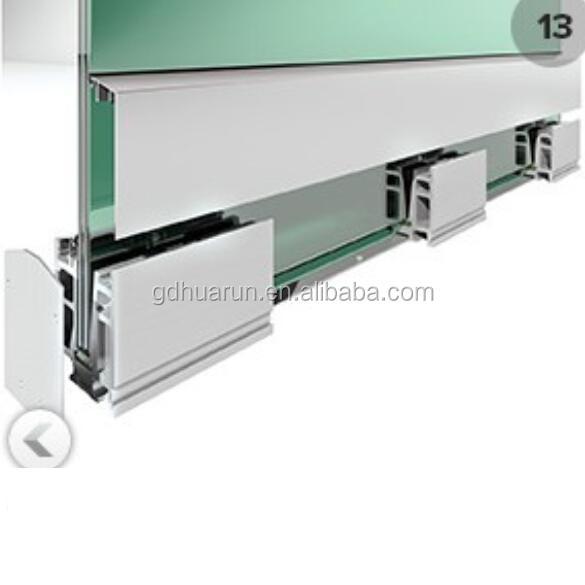 뜨거운 판매 틀 유리 계단 난간 동자, 알루미늄 u 채널 프로필 ...
