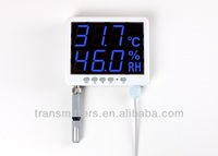 Humidity and Temperature Wifi Data Logger