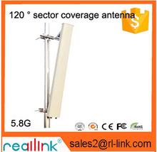 5GHz Reallink sector antenna, 3 x 3 Reallink antenna,15dBi sector antenna