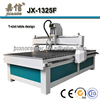 JX-1325F China Wood cnc router for engraving cutting