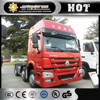 howo 6*4 tractor for sale in philippines/howo tractor head/fifthwheel included with spare parts
