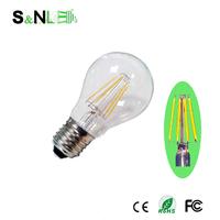 2015 new design glass cover retro e27 e14 filament led bulb edison replace incandescent