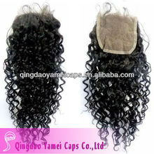Alibaba china express wholesale brazilian virgin hair lace top closure made in china factory distributor (ym-w-087)