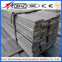 China top quality 201 stainless flat steel used in construction