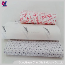 Custom printed logo gift tissue paper/Waterproof packaging tissue paper for gift packing